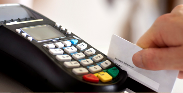 Image of Credit Card Machine